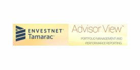 Envestment Tamarac Advisor View